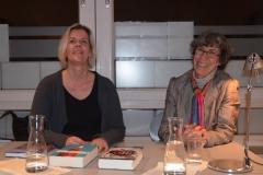 Tina Flecken und Alexa Thiesmeyer