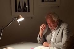 Lesung Rolf D. Sabel