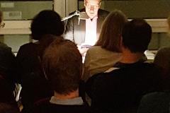 Lesung Jan-Erik Sander