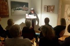 Lesung Heidi Schumacher