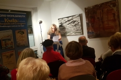 Lesung Sigrid Wohlgemuth