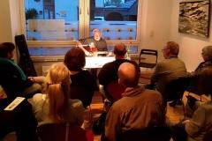 Lesung Gerd Kramer