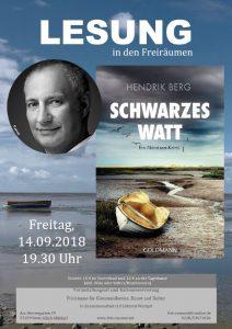 Plakat Hendrik Berg