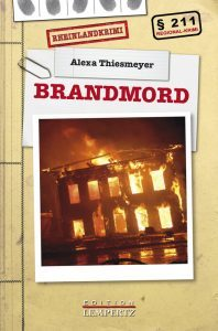 Alexa Thiesmeyer - Brandmord