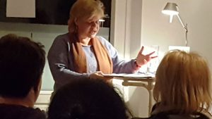 Workshop Isabella Archan