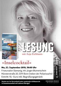 Plakat Anja Eichbaum - Inselcocktail
