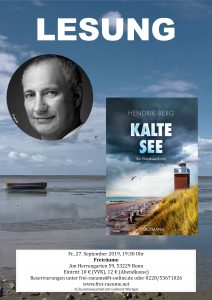 Plakat Hendrik Berg - Kalte See