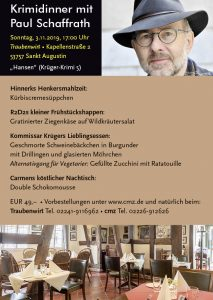 Plakat Paul Schaffrath - Hansen