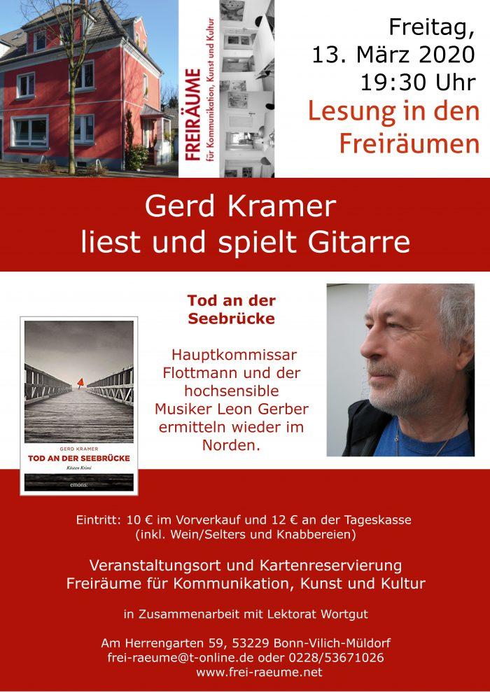 Gerd Kramer - Tod an der Seebrücke