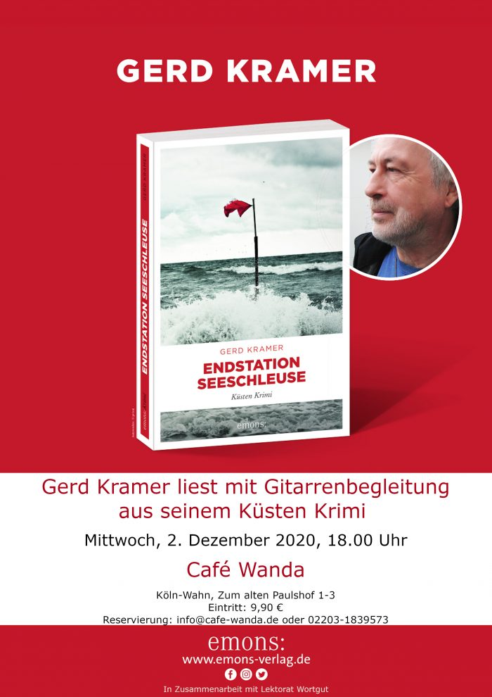 Gerd Kramer - Endstation Seeschleuse
