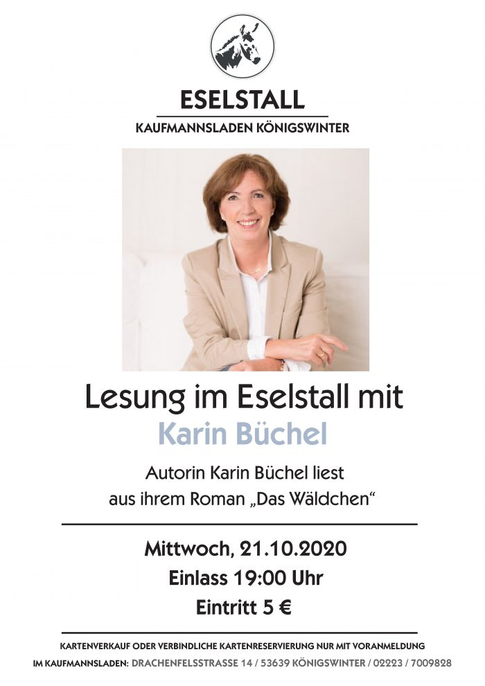 Karin Büchel - Das Wäldchen